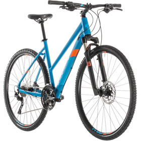 Cube Cross Pro Trapez Blue'n'Orange